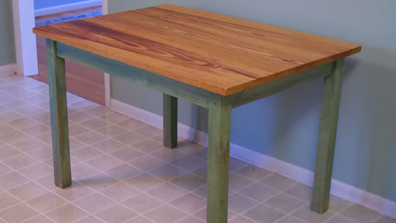 category tables about this project georgia yellow pine kitchen table