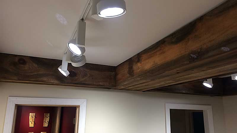 rustic pine ac covers